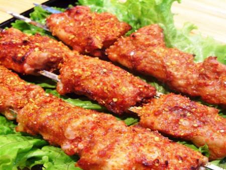 荆州烧烤培训
