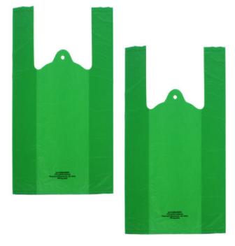 生物降解塑料袋带来的行业利好
